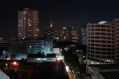 Ночь в Бангкоке