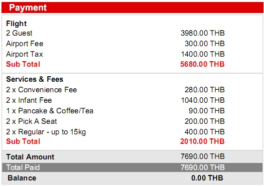 Air Asia tickets