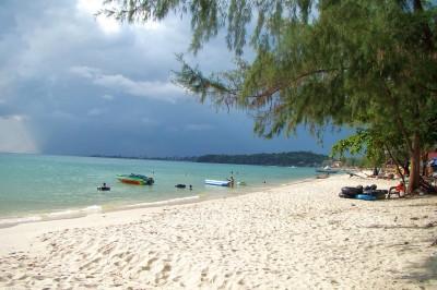Пляжи Сианувиля