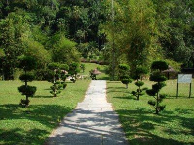 Malaysian Botanic Gardens